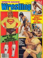 Sports Review Wrestling - January 1978
