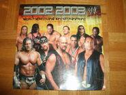 2002-03 WWE Wrestling Calendar