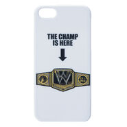 John Cena The Champ Is Here iPhone 5 Case