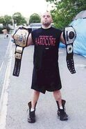 Nick Gage CZW World