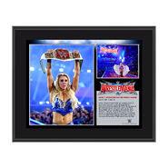 Charlotte WrestleMania 32 10 x 13 Photo Collage Plaque