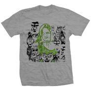 MsChif Tormented Souls Shirt