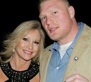 Brock Lesnar & Sable