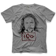 Kevin Nash Too Sweet by 500 Level T-Shirt