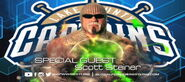 GFW Grand Slam Tour 2015 Day7 Special Guest Scott Steiner
