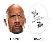 The Rock Big Head