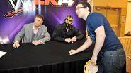 WrestleMania 30 Axxess Day 3.10