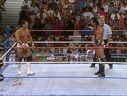 Razor Ramon vs Paul Van Dale