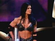 Royal Rumble 2001 Chyna