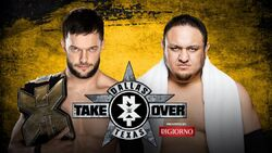 TO Dallas Balor v Samoa