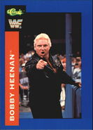 1991 WWF Classic Superstars Cards Bobby Heenan 10