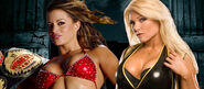 Beth Phoenix v Candice Michelle No Mercy 2007