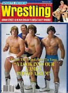 Sports Review Wrestling - September 1983