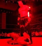 Kane defeats chavo