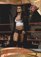 2004 WWE Divas 2005 (Fleer) Gail Kim 13