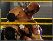 NXT House Show 7-10-15 6