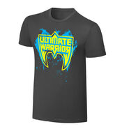 Ultimate Warrior Parts Unknown Grey T-Shirt