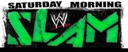 WWE Saturday Morning Slam Logo