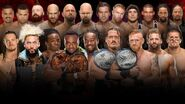SS 2016 10-on-10 Survivor Series Tag Team Elimination Match
