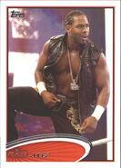 2012 WWE (Topps) JTG 21