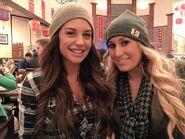 Taylor Gallagher & Celeste Bonin B8Dq-QeCcAARNZC