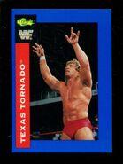 1991 WWF Classic Superstars Cards Texas Tornado 133