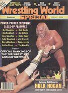 Wrestling World - October 1984
