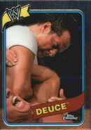 2008 WWE Heritage III Chrome Trading Cards Deuce 12