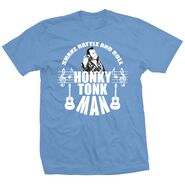 Honky Tonk Man Shake, Rattle and Roll T-Shirt