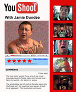 YouShoot with Jamie Dundee