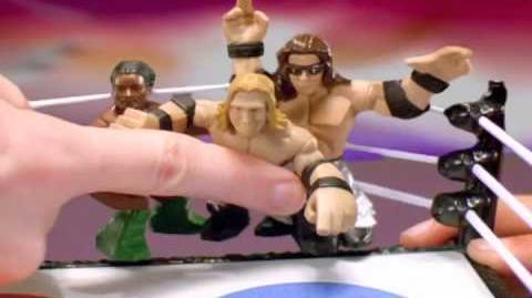 WWE Rumblers