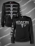 James Storm Backbone Long Sleeve T-Shirt
