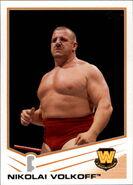 2013 WWE (Topps) Nikolai Volkoff 101