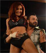Scarlett Bordeaux & Shane Hollister