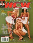 WCW Magazine - December 2000