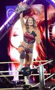 Eve Torres WWE Divas Champion