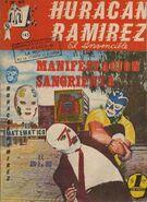 Huracan Ramirez El Invencible 145
