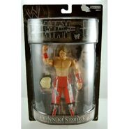 Brian Kendrick 2007 No Way Out figure