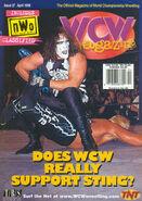 WCW Magazine - April 1998