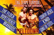 Tag Team Turmoil - WF Meltdown 2015