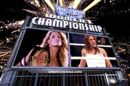 Wwe wrestlemania 22 mickie james vs trish stratus