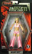 TNA Deluxe Impact 3 Velvet Sky