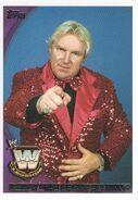 2010 WWE (Topps) Bobby Heenan (No.91)