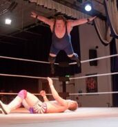 K.Kramer wrestling