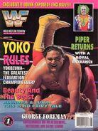 WWF Magazine August 1994