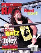 Raw Magazine July 1998