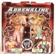 WWE Adrenaline Series 12 Rey Mysterio & Rob Van Dam