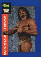 1991 WWF Classic Superstars Cards Superfly Jimmy Snuka 139