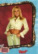 2002 WWE Absolute Divas (Fleer) Terri Runnels