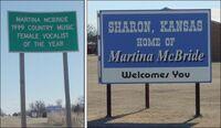 Sharon, Kansas